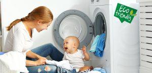 soluzione innovativa per il bucato di casa
