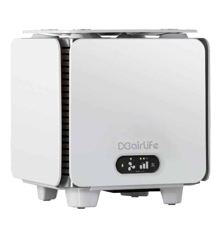 aria ozonizzata per avere un ambiente purificato in casa